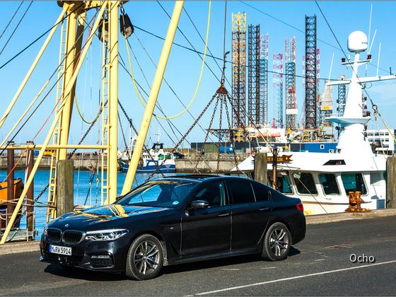 BMW 540ix LIM 340PS