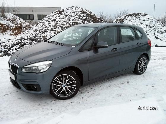BMW 218dA Active Tourer