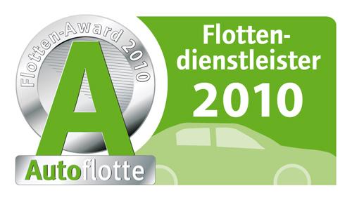 Europcar gewinnt Flotten-Award 2010