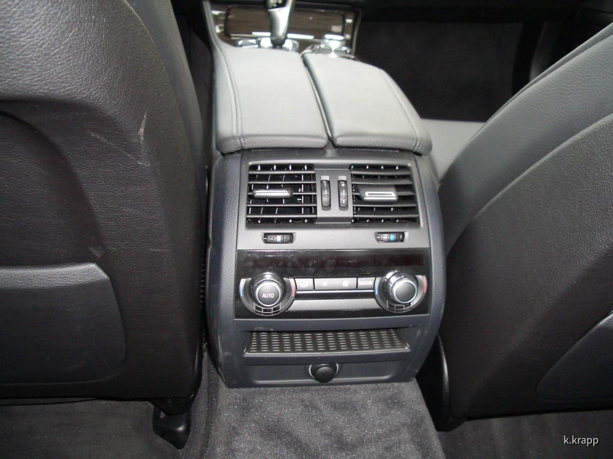 BMW F10 525d von Sixt