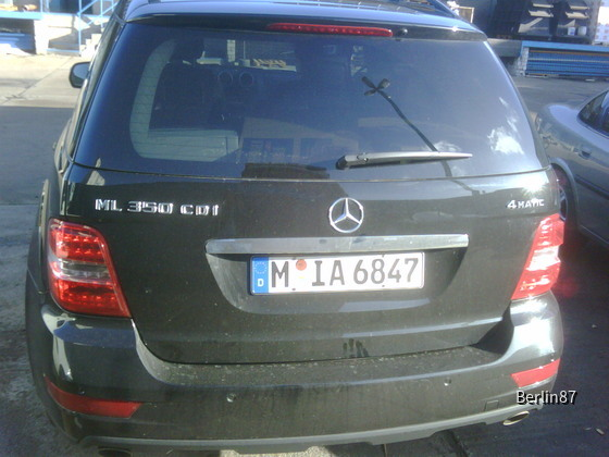 ML 350 CDI 4 Matic