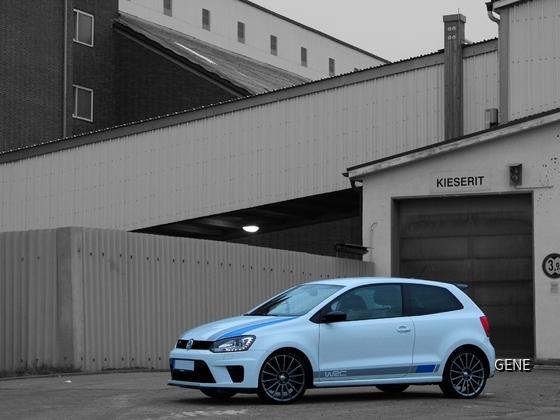 VW Polo R WRC Street - Außenansicht 1