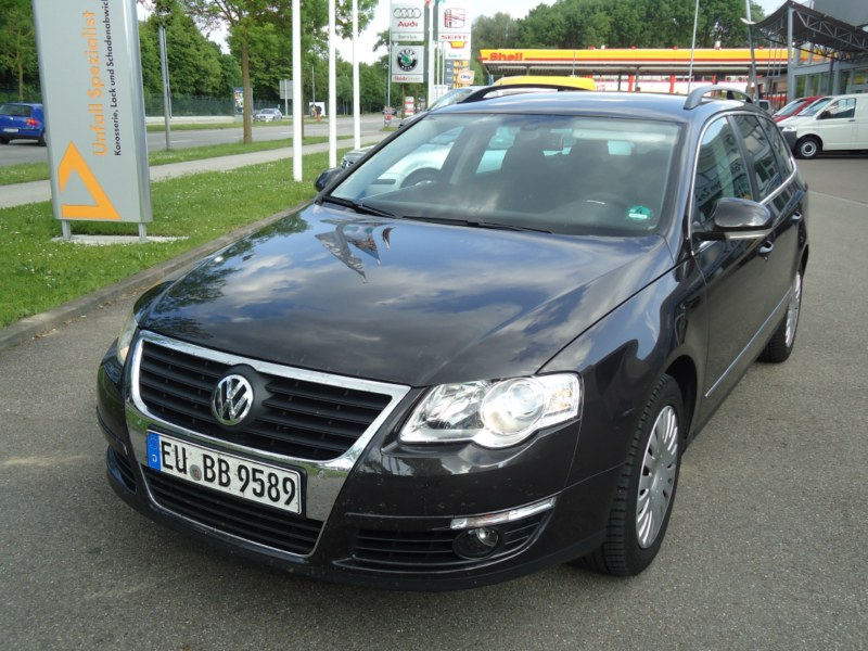 VW Passat Variant 2,0TDI