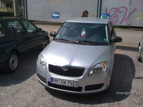 Skoda Fabia Europcar