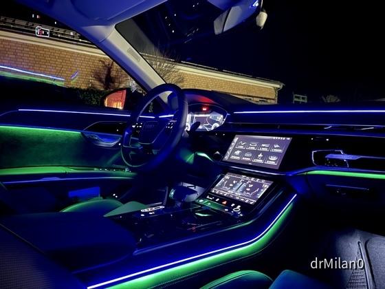 Audi A8L 60 TFSI e quattro