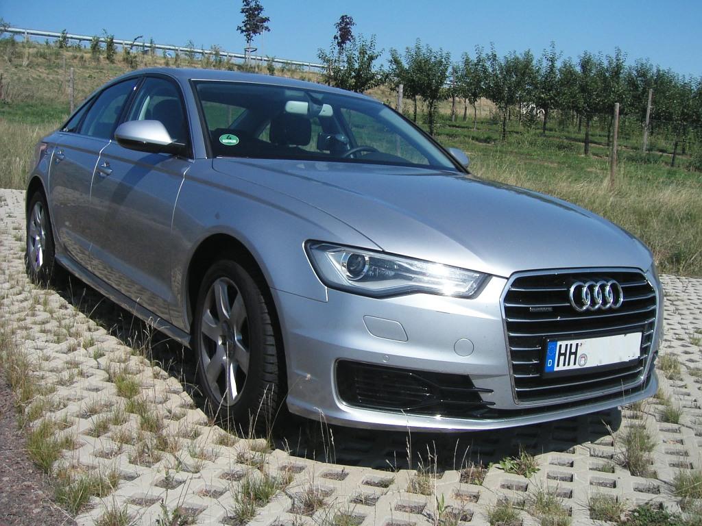 Audi A6 3.0 TDi Quattro