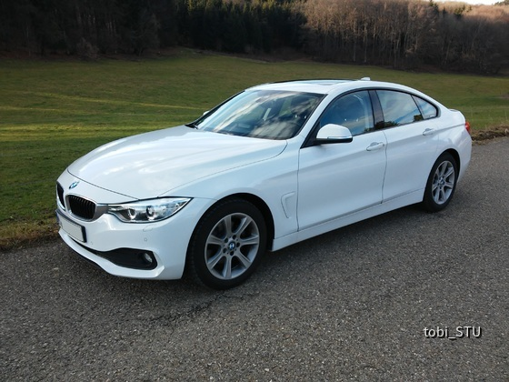 BMW 420dA Gran Coupe