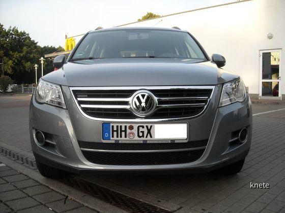 VW Tiguan 2.0TDI *Europcar*