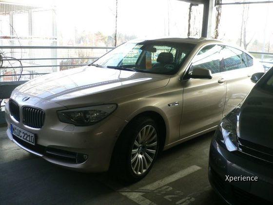 BMW 530d Gran Turismo (Sixt)