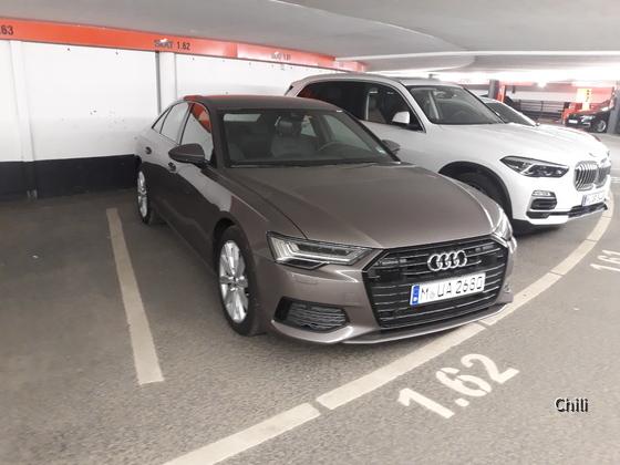Audi A6 50TDI quattro