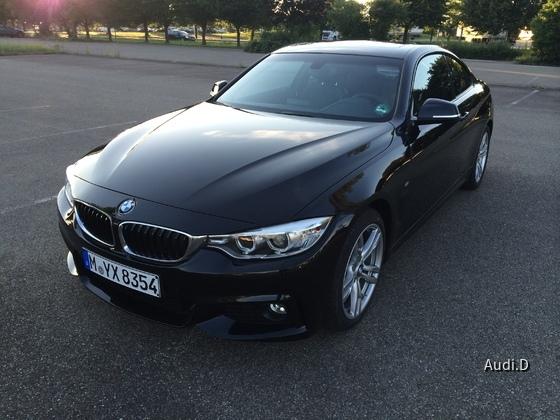BMW 420d Coupé M-Paket
