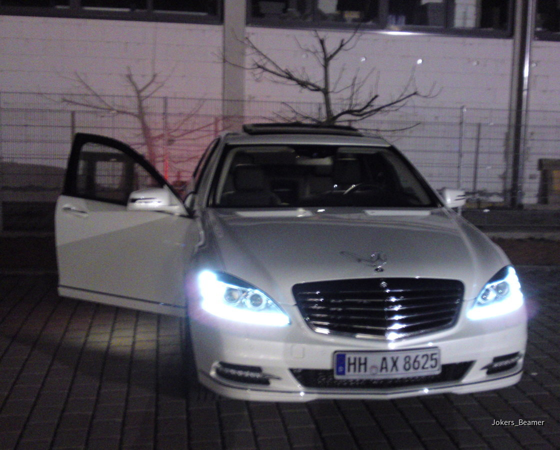 MB S 350