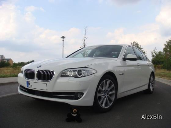 BMW 530d F10 Sixt Berlin