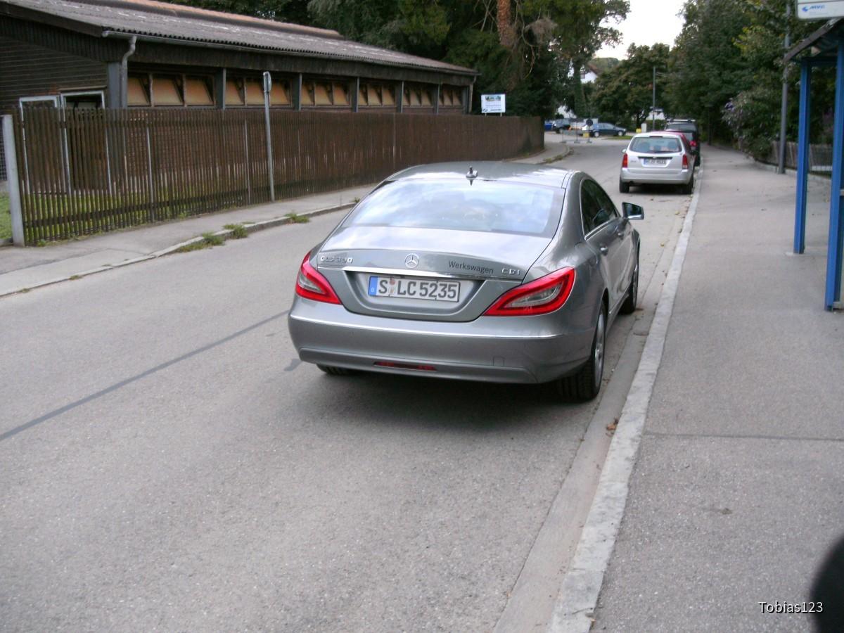 Mercedes CLS 350 CDI (C218)