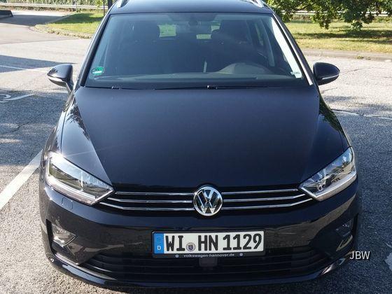 VW Golf Sportsvan 1.6 TDI