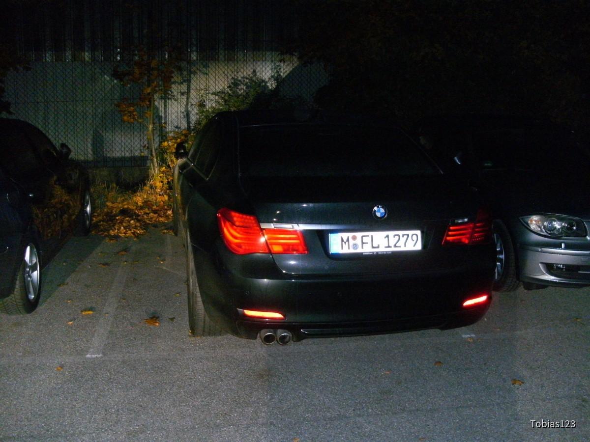 BMW 730dA (BMW Rent)