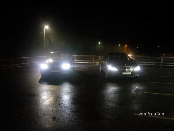 Sixt BMW 535i GT & Mercedes Benz S350 Lang Mopf