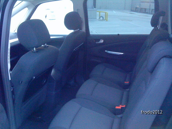 Ford Galaxy 2.0Tdci Aut. EU-BB