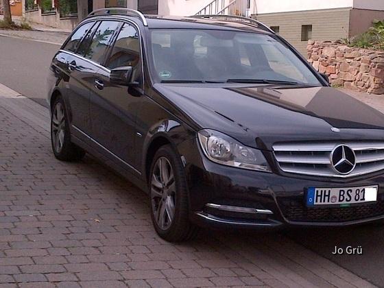 Mercedes C180T T-Modell von Europcar