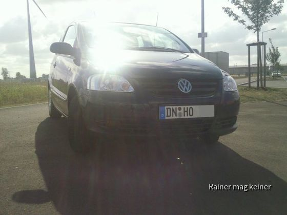 VW Fox 1.2 Hertz
