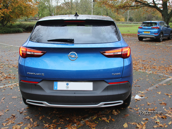 Opel Grandland X 1.6 Direct Injection Turbo Innovation