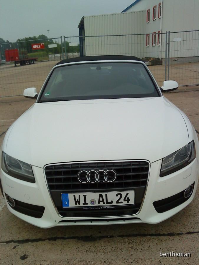 AVIS A5 Cabrio, S-Line, Avis HAHN