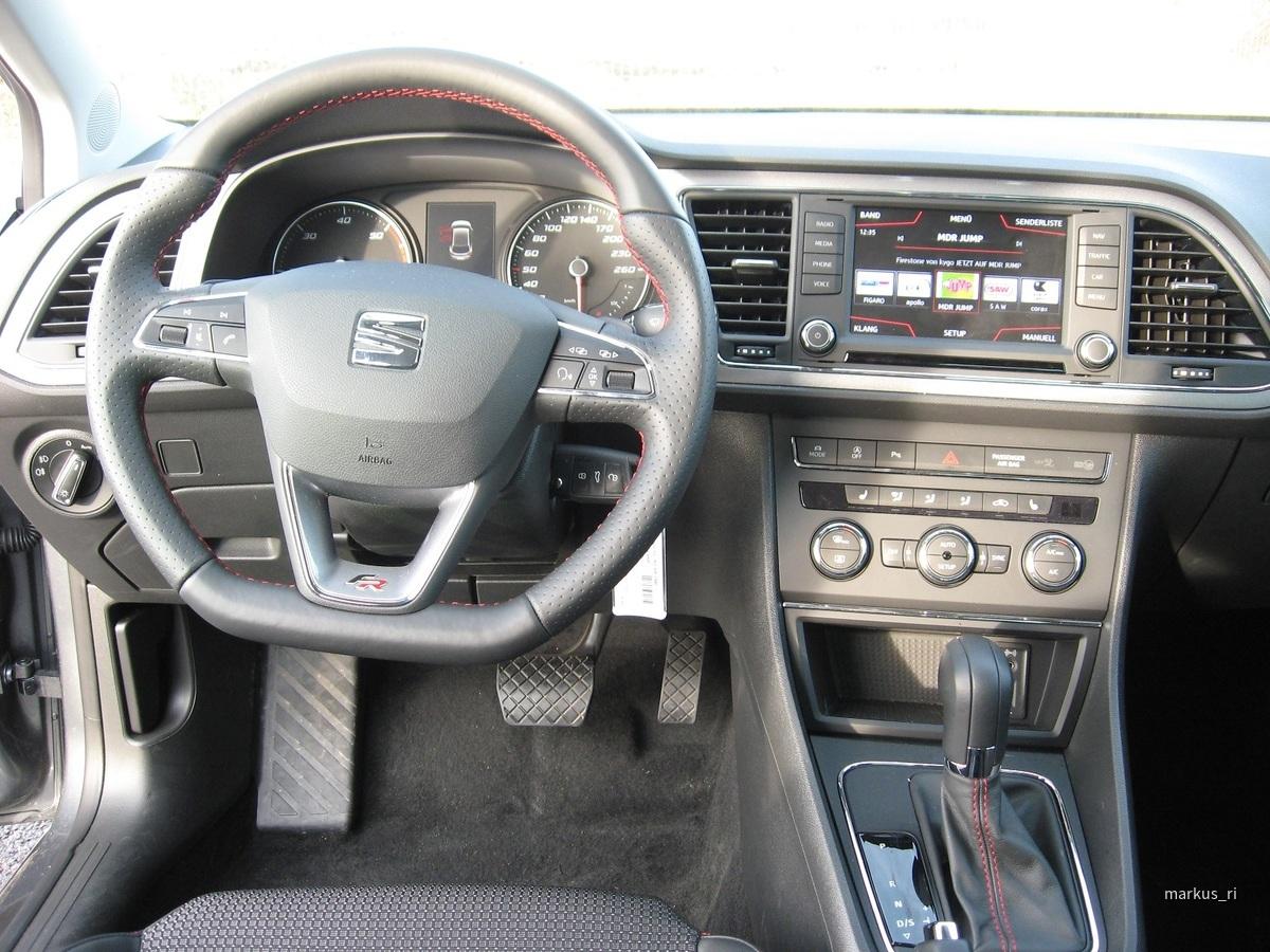Seat Leon FR 2.0 TDI DSG