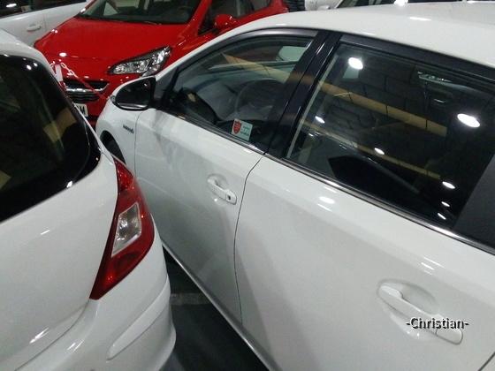 Toyota Auris Hybrid malagacar.com AGP Airport Malaga