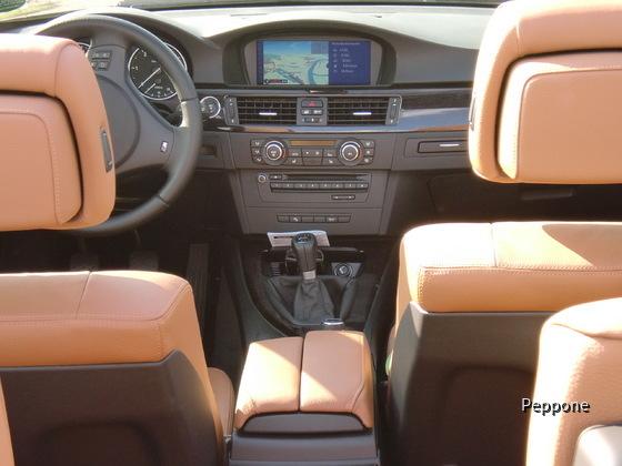 BMW 320 d Cabrio 007