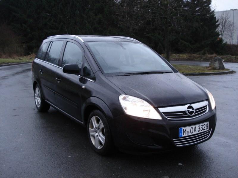 Opel Zafira 1,7CDTI