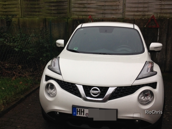 Nissan Juke 1,5 dci europcar