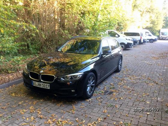 36 BMW 320d Touring WI-HH 1017 -