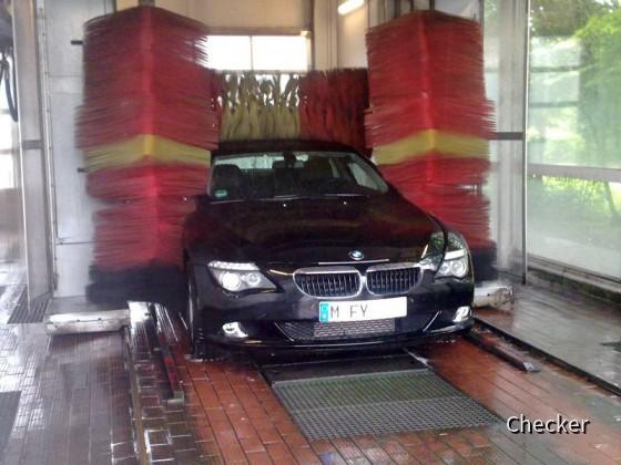 BMW 635d Coupé