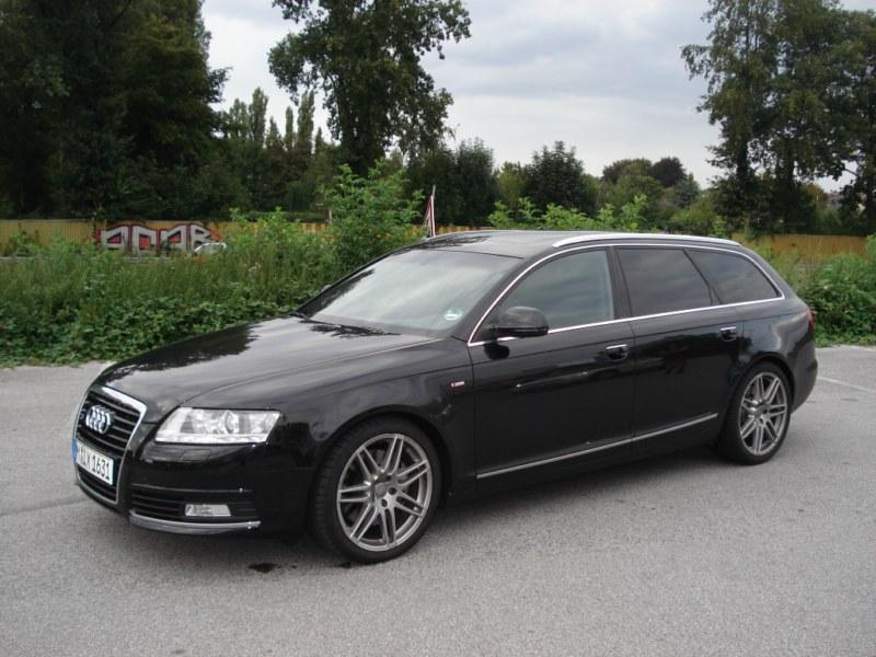 Audi A6 Avant 3,0TDI Quattro