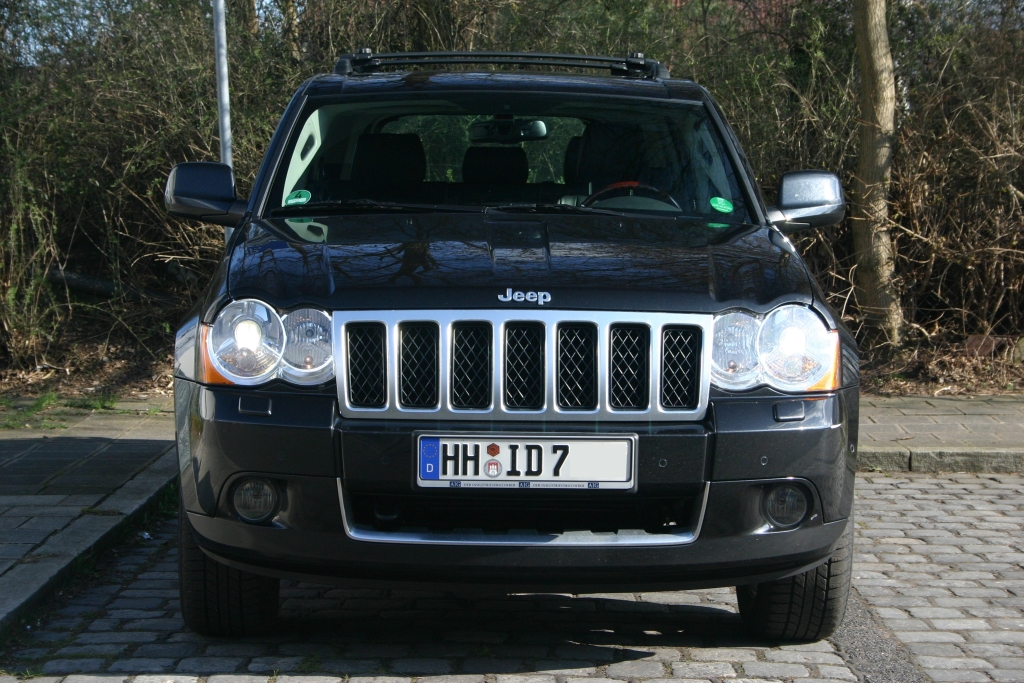 Jeep Grand Cherokee 3.0 CRD | Europcar Nürnberg