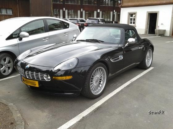 BMW Z8/ Alpina Roadster V8