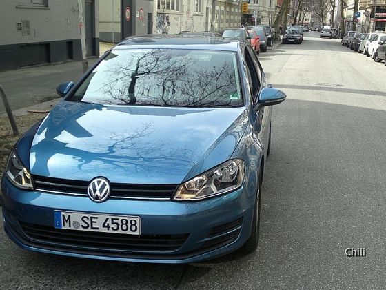 VW Golf VII 2.0 TDI DSG
