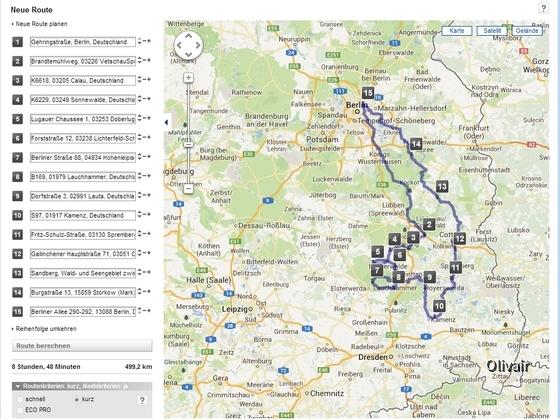 Berlin Spreewald Tour