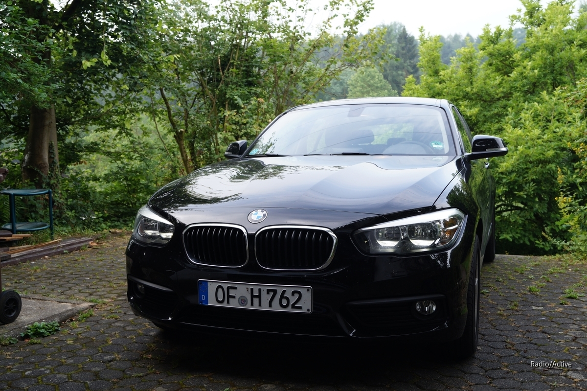 BMW 116i FL   Sixt BMW NL Bonn
