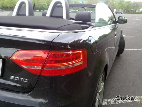 Audi A3 2.0 TDI Cabrio S-Line