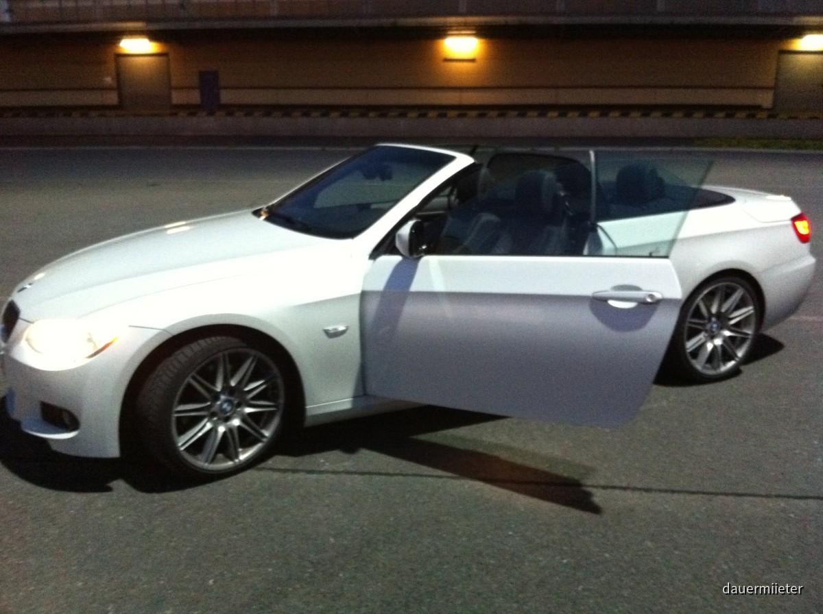 BMW 330d Cabrio