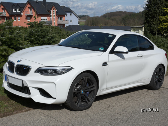 BMW M2 von Sixt