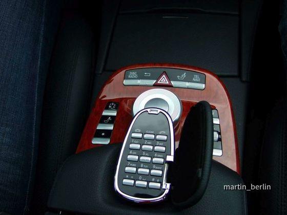MB S 320 CDI von Europcar