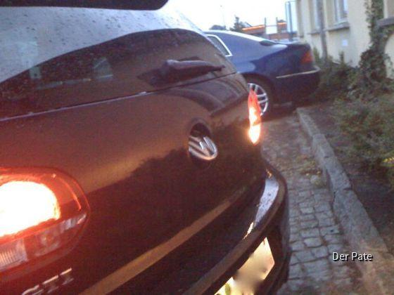 VW Golf VI GTI vs, GTD