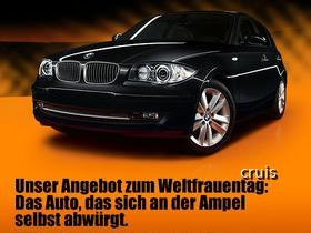 SIXT Weltfrauentag 2