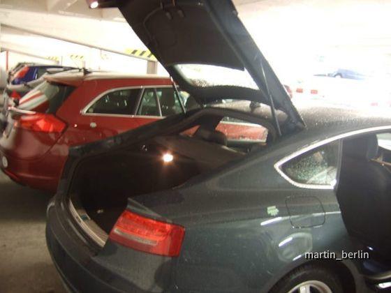 Audi A5 2,7 TDI Sportback von EC