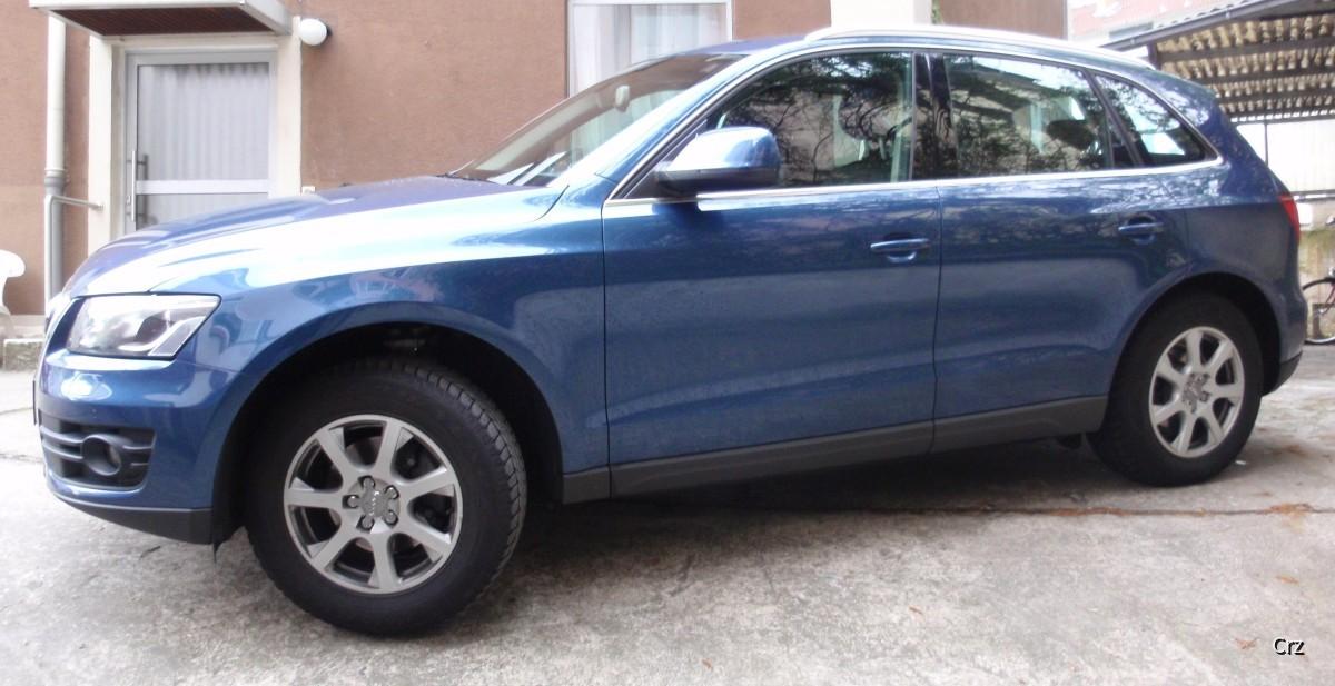 Audi Q5 DeTeFleet