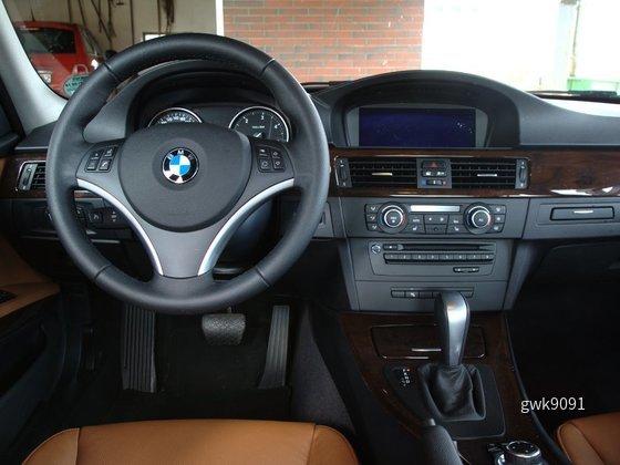 BMW 335d von Sixt