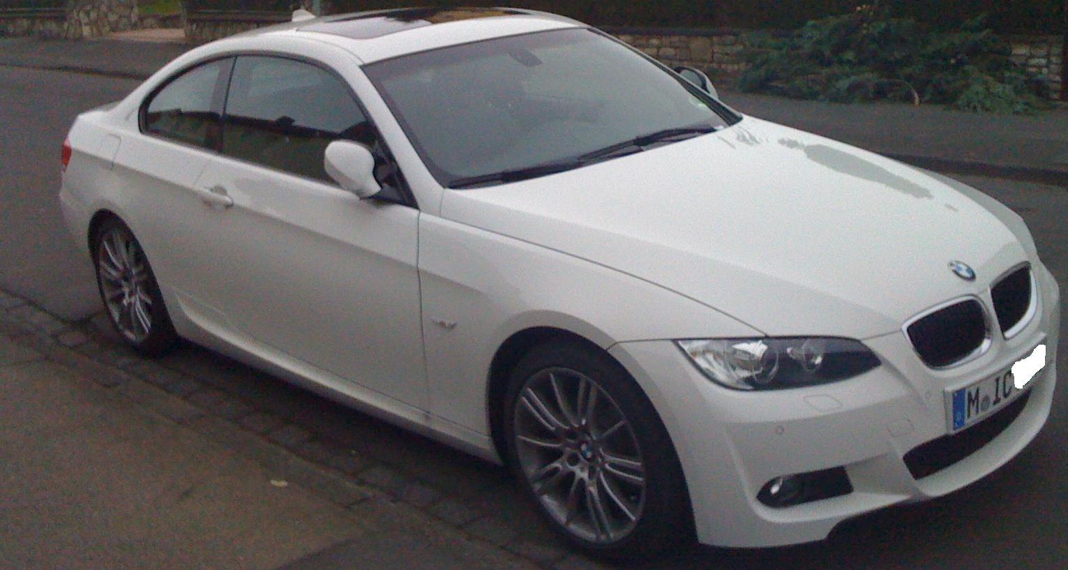 BMW 3er Coupe M-PAKET