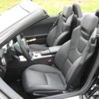 Sitze Mercedes SLK200 von SIXT